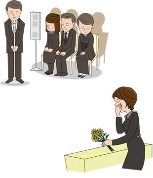 葬儀式・告別式