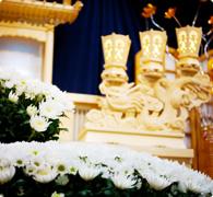 湯灌、納棺、お通夜、ご葬儀の際も